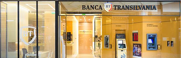Ratingul Fitch pentru Banca Transilvania