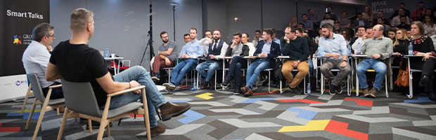 Banca Transilvania si Smart Bill au lansat Smart Talks, serie de intalniri dedicate antreprenorilor