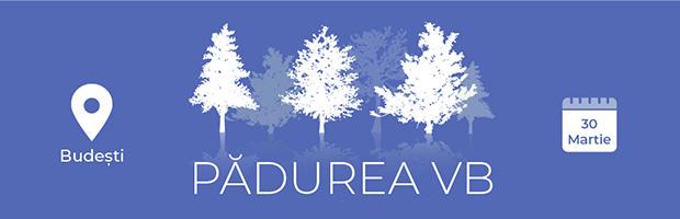 Dupa plantarea Padurii Transilvania urmeaza Padurea Victoriabank, in Republica Moldova