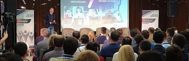 Mesajele Grupului BT la Forumul Investitorilor Individuali