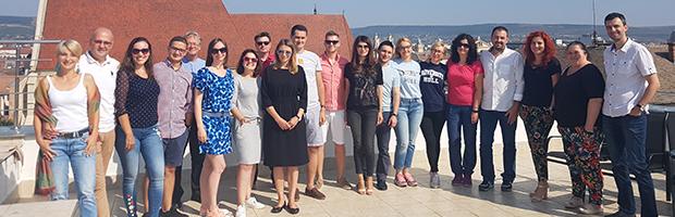 EMBA University of Hull Cluj, la a treia generație de absolvenți