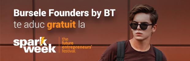 Banca Transilvania ofera 8 burse pentru liceeni la primul festival de antreprenoriat din Romania