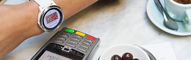 BT extinde opțiunea de plăți contactless prin Garmin Pay şi Fitbit Pay pentru clienții care au card Mastercard
