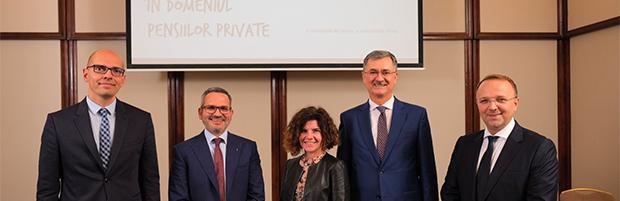 Grupul Financiar Banca Transilvania se extinde in domeniul pensiilor private