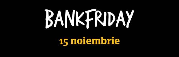 Încă o surpriză de BANK Friday, pentru 15 noiembrie: cele mai ieftine credite de nevoi personale de la Banca Transilvania