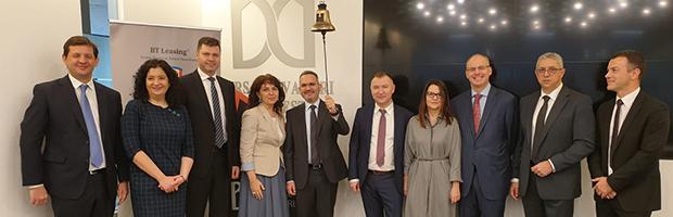 Obligațiunile BT Leasing debutează azi la Bursa de Valori Bucureşti