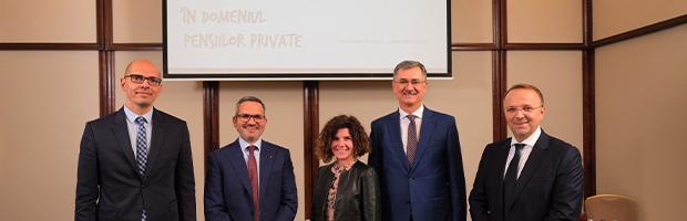 Grupul Financiar Banca Transilvania a primit undă verde pentru achiziţionarea Certinvest Pensii