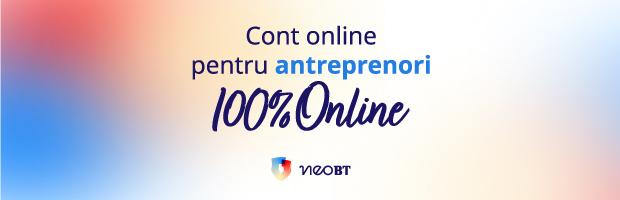 Antreprenorii pot deschide de la distanta cont curent la Banca Transilvania