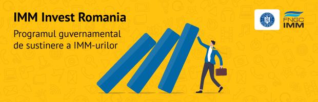 IMM Invest & Banca Transilvania, peste 4.000 de dosare aprobate. Status saptamanal