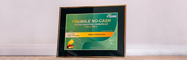 Pentru lansarea optiunii de retragere de bani de la ATM cu telefonul, BT a primit Premiul pentru pionierat