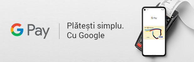 Clientii Bancii Transilvania au inca o optiune pentru cumparaturi cu telefonul, Google PayTM