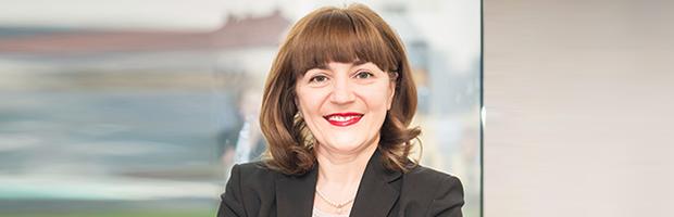 """Romania, closer to Western Europe through digitalization"" Gabriela Nistor, Deputy Chief Executive Officer  Retail Banking BT"