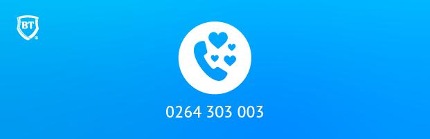 Numar dedicat de Call Center pentru clientii BT din strainatate. Care sunt solutiile de banking la distanta
