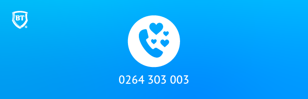 Dedicated Call Center number for BT customers living abroad. Which are the remote banking solutions