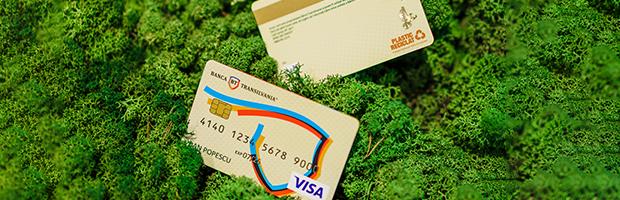 Premiera in Romania: Banca Transilvania da startul transformarii sustenabile pe piata cardurilor