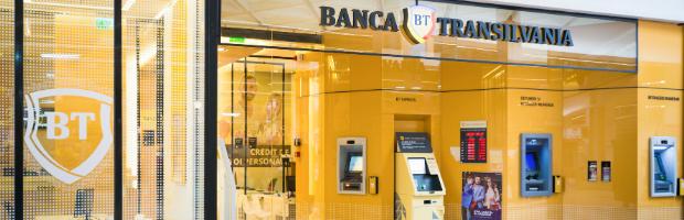 Banca Transilvania, Best Bank in Romania. Euromoney awarded this prize to Banca Transilvania