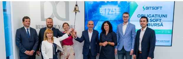 BT Capital Partners intermediaza plasamentul privat de obligatiuni prin care Bit Soft atrage 1,5 milioane de euro