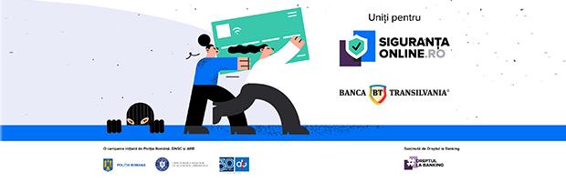 Start #SigurantaOnline, campanie despre cele mai bune practici pentru siguranta informatiilor personale si a banilor