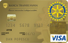 Visa Gold BT-Rotary